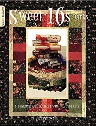Sweet-16s Darks Book by Suzanne McNeill