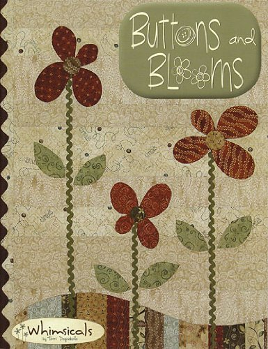 Buttons and Blooms Paperback