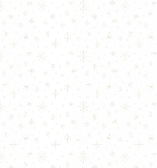 Flaky Friends - Snowflakes White