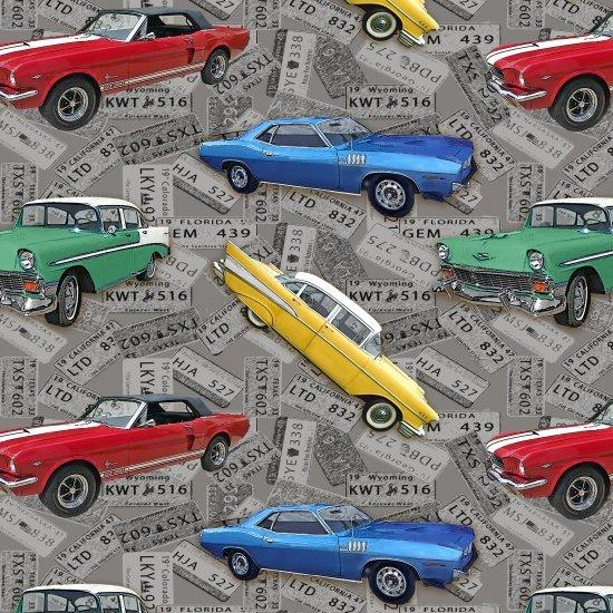 Coast to Coast - Cars