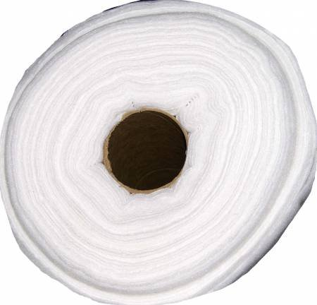 Hobbs 80 20 Bleached Heirloom nonfusible Batting BHLBY-108  108 WIDE WHITE