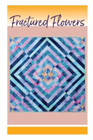 Fractured Flowers Pattern by Cindi McCracken
