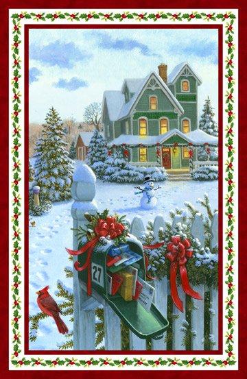 Christmas Delivery - 28 Digital Panel