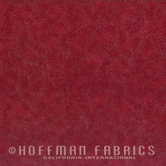 Hoffman Brilliant Blenders - Scarlet and Silver