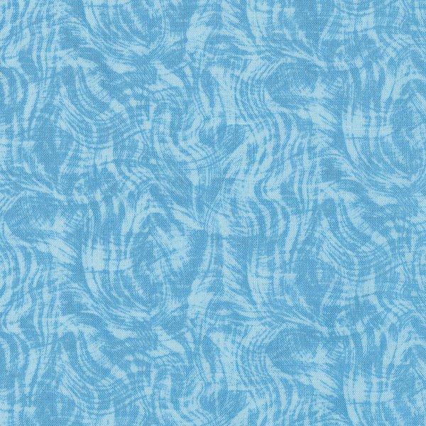 Impressions Moire 2 - Light Blue