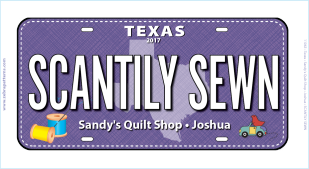 Row by Row 2017 - Scantily Sewn