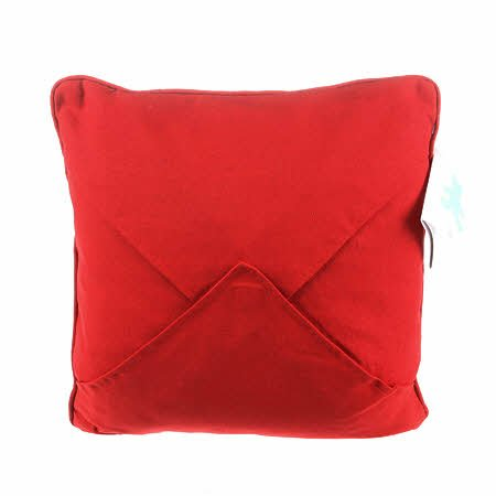 Red Pillow 14 x 14
