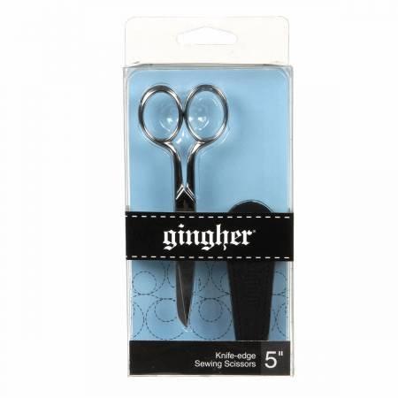 Gingher 5in Knife Edge Scissors