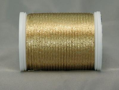 YLI Metallic Braid Gold 328-10-021