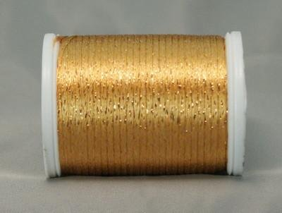 YLI Metallic Braid Honey/Copper 328-10-047