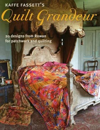 Kaffe Fassett's Quilt Grandeur - Softcover Book
