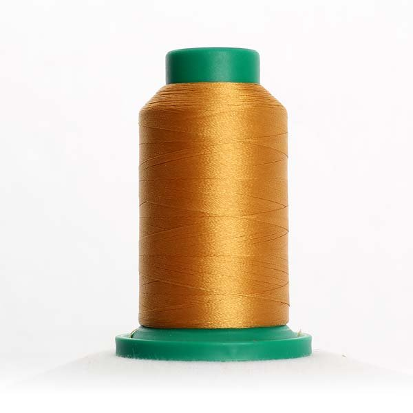 Isacord 1000m Polyester - Honey Gold (0821)