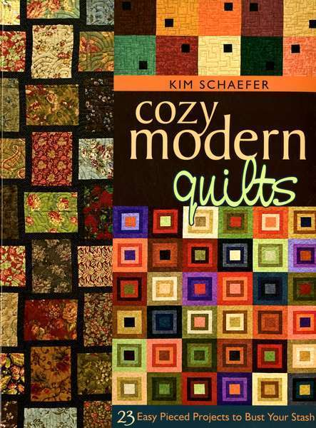Cozy Modern Quilts - Softcover