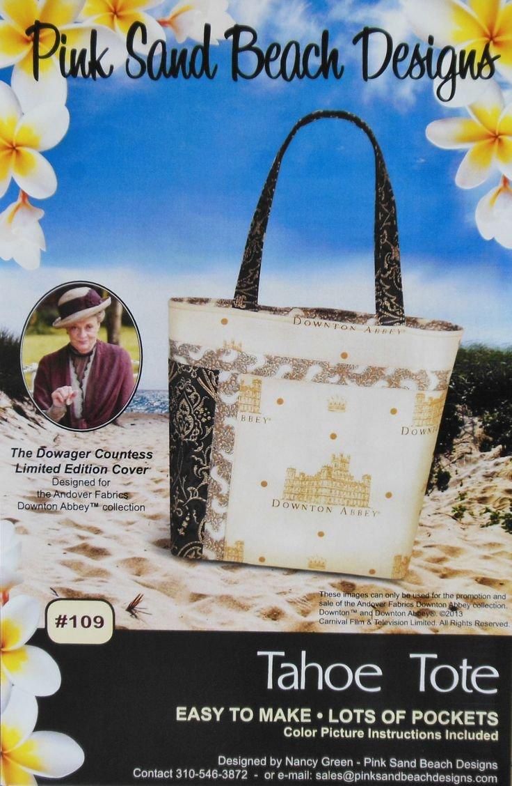 Tahoe Tote Bag Pattern