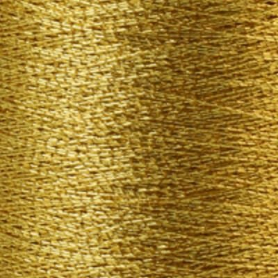 Yenmet Metallic 500m Aztec Gold 7014