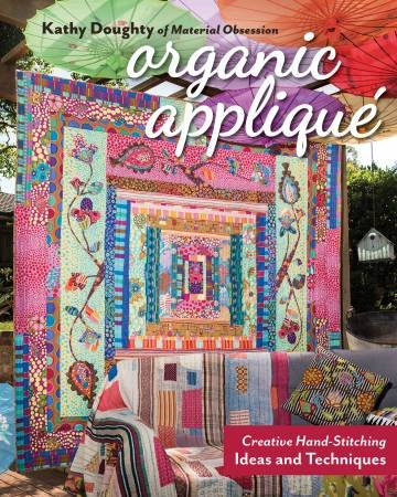 Organic Applique Book