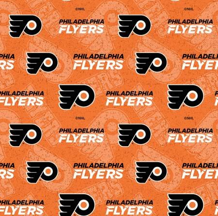 NHL Hockey Philadelphia Flyers Tone on Tone 1199FLY