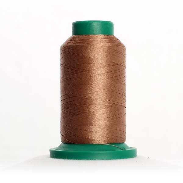 Isacord 1000m Polyester - Dark Tan (1252)