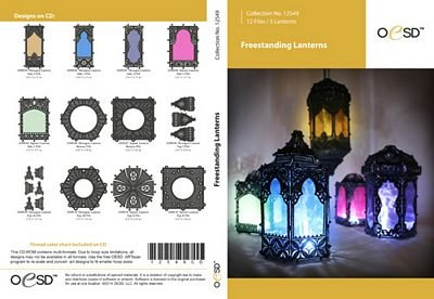 OESD Freestanding Lanterns CD