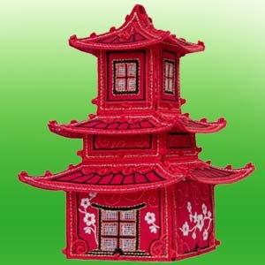 OESD Freestanding Pagoda CD
