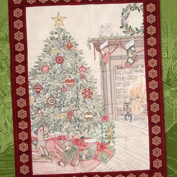 OESD Night Before Christmas Machine Embroidery CD