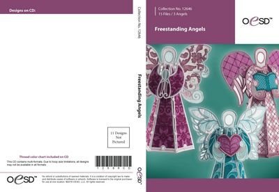 OESD Freestanding Angels CD