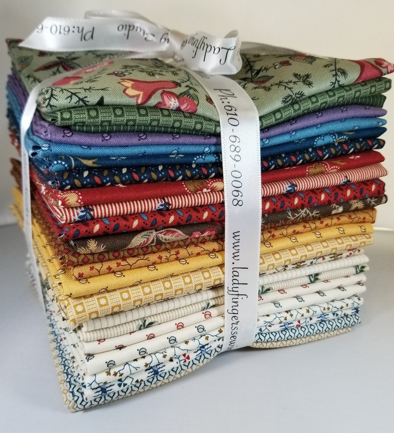 Meridian Stars Fat Quarter Bundle
