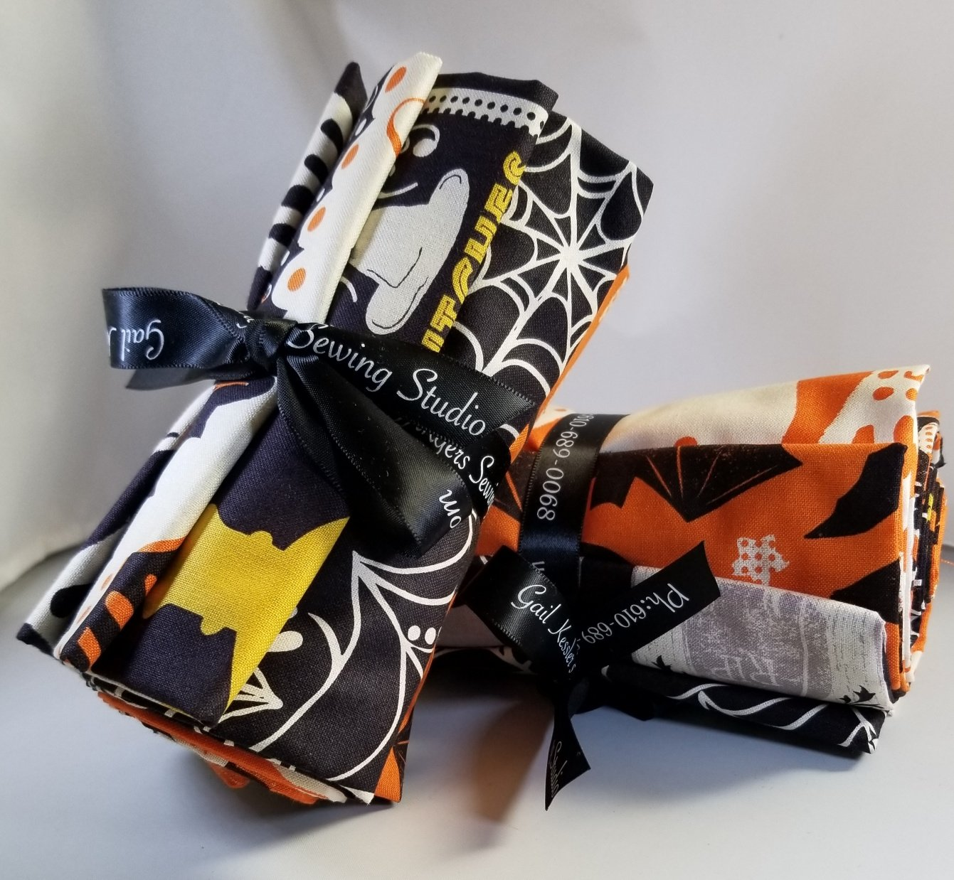 Halloween Fat Quarter Bundle 7ct