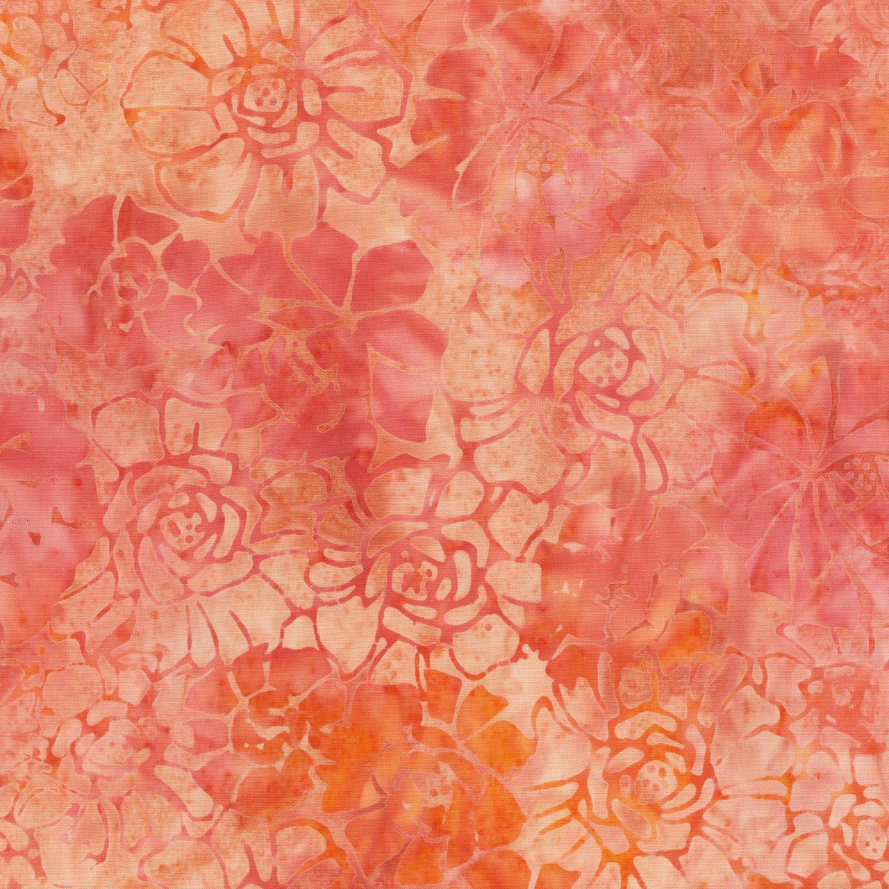 Anthology Batik Print - Blooming Flower 203Q-10