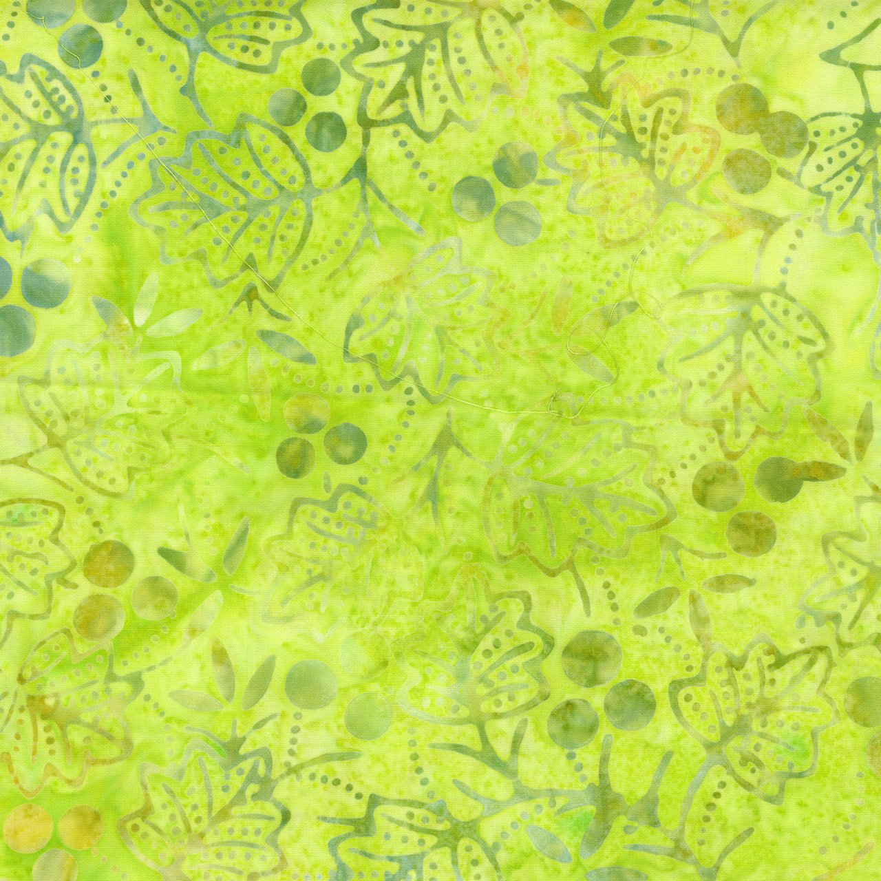 Anthology Batik Print - Dotted Floral 205Q-8