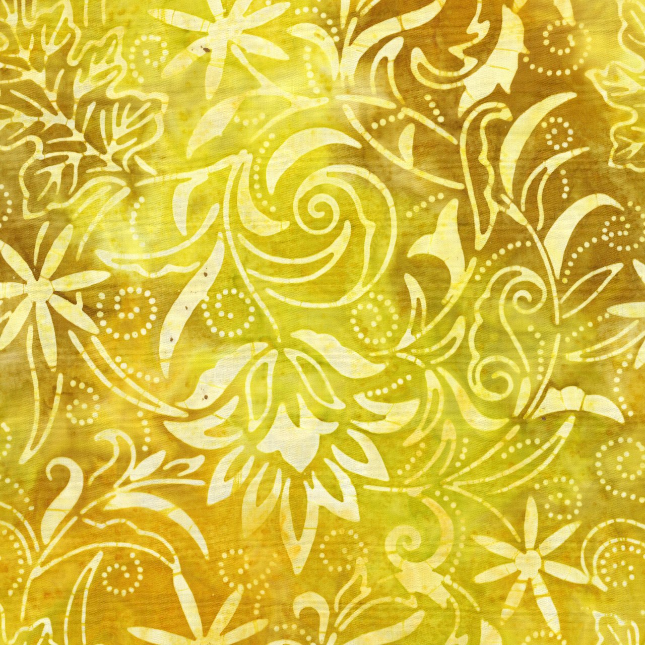 Anthology Batik Print - Contour Floral 206Q-4
