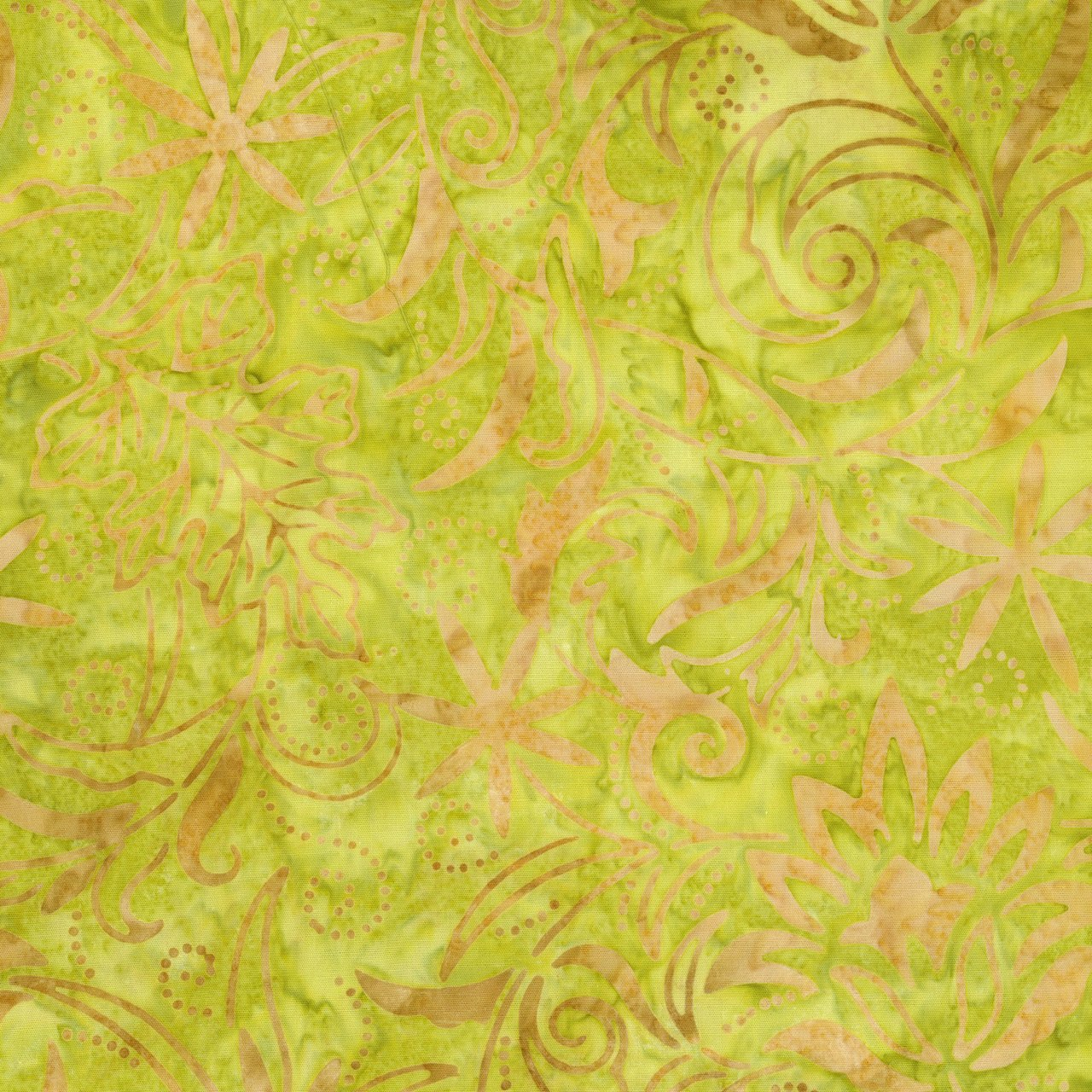 Anthology Batik Print - Contour Floral 206Q-8