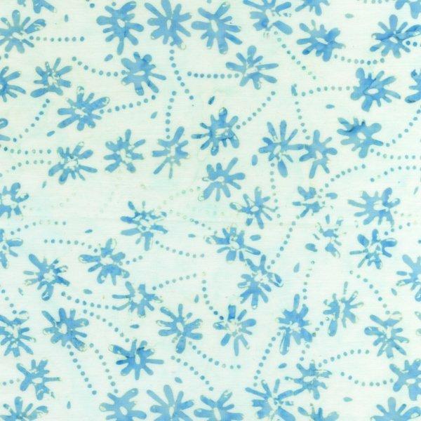 Flower Ship Batiks - Flying Flowers 2076Q-X