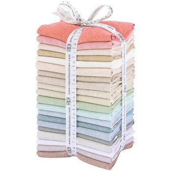 Essex Yarn Dyed Light Fat Quarter Bundle