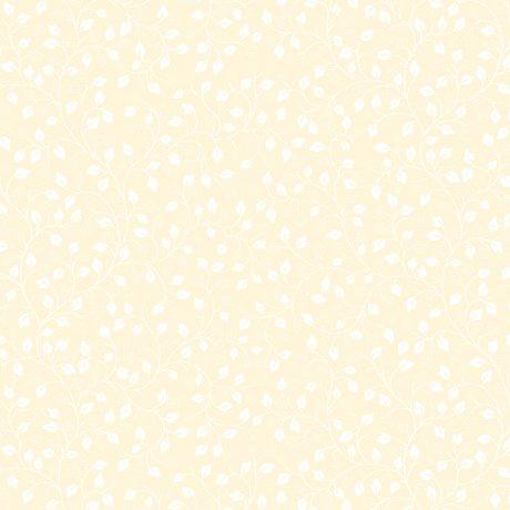 Quilting Illusions - Leaf Vine - Ecru 21520-E