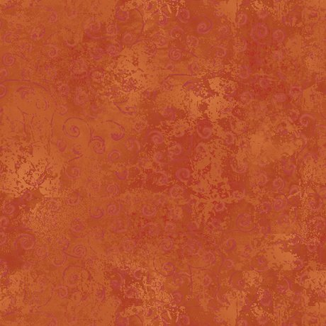 Quilting Temptations - Terra Cotta - 22542-T