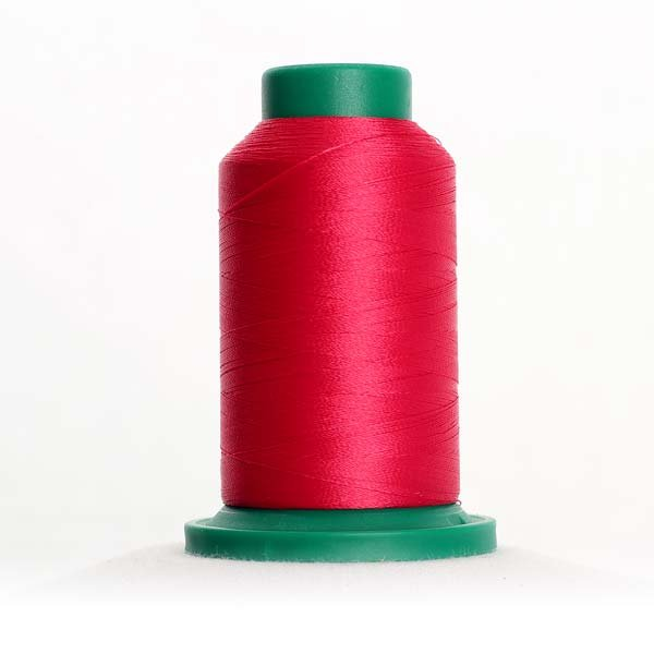 Isacord 1000m Polyester - Bright Ruby (2300)
