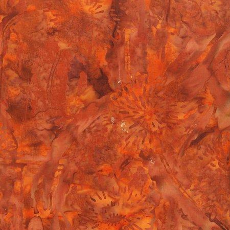 Anthology Batik Print - Frods & Flowers 231Q-3
