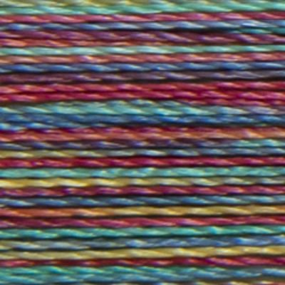 Isacord 1000m Polyester Variegated - Rainbow (9916)