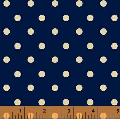 Big Dots Flannel Elements 31603-2