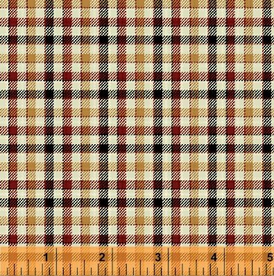 Gradient Gingham Flannel Elements