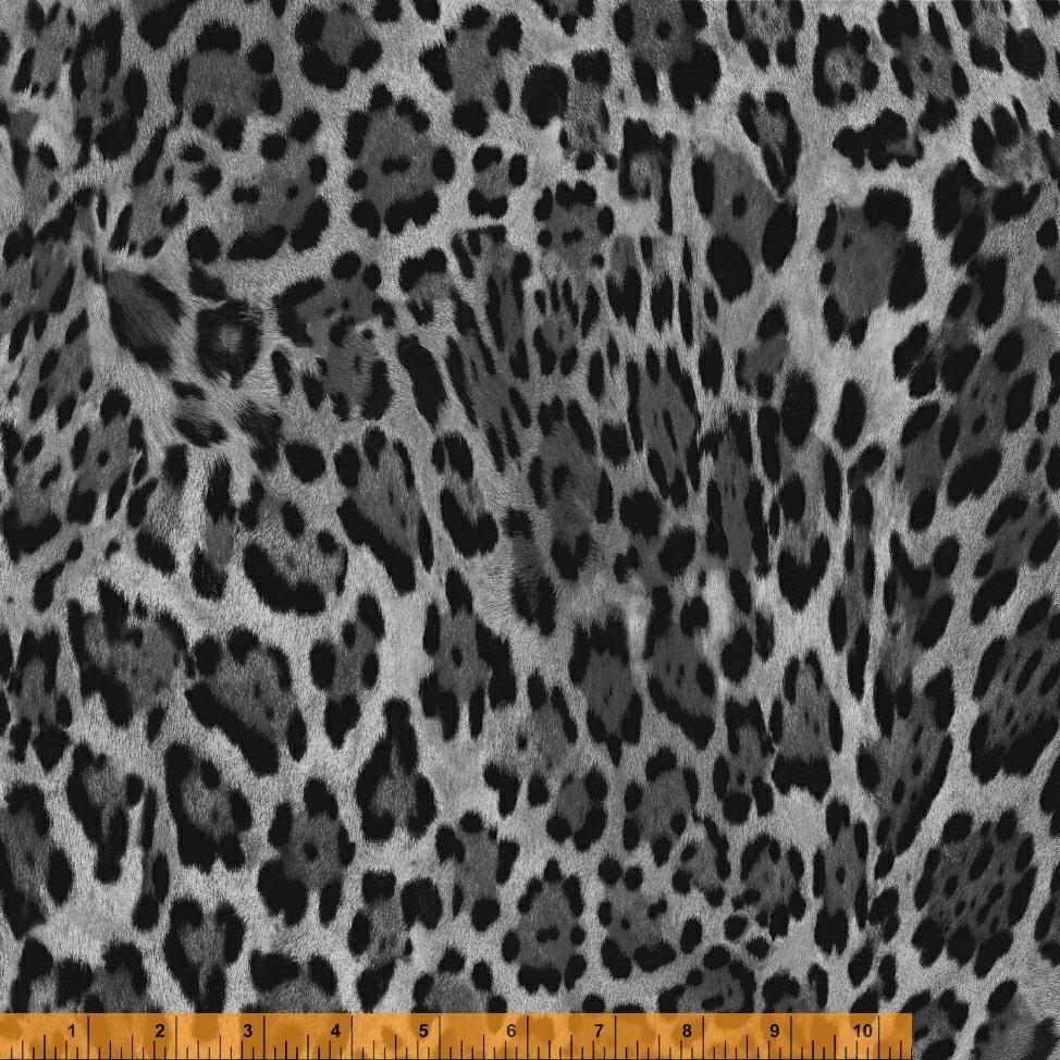 Leopard Skin Flannel