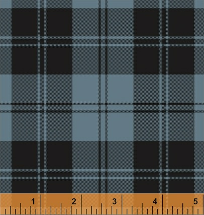 Box Plaid Flannel Elements 36108-6