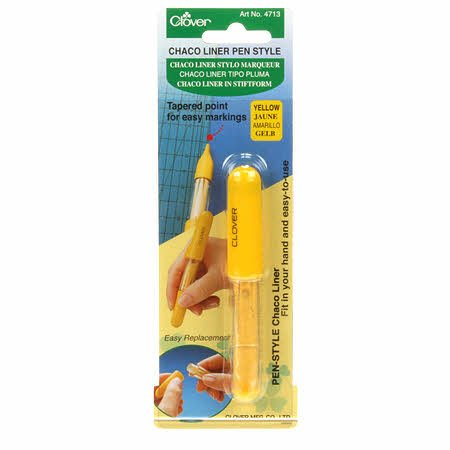 Chaco Liner Pen Yellow