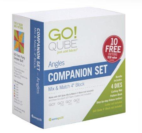 GO! Qube 4 Companion Set Angles