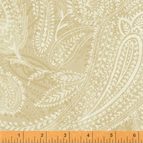 Paisley 108 Wide