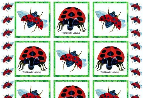 Grouchy Ladybug Panel 5379-M