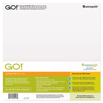 GO! Cutting Mat - 10 x 10