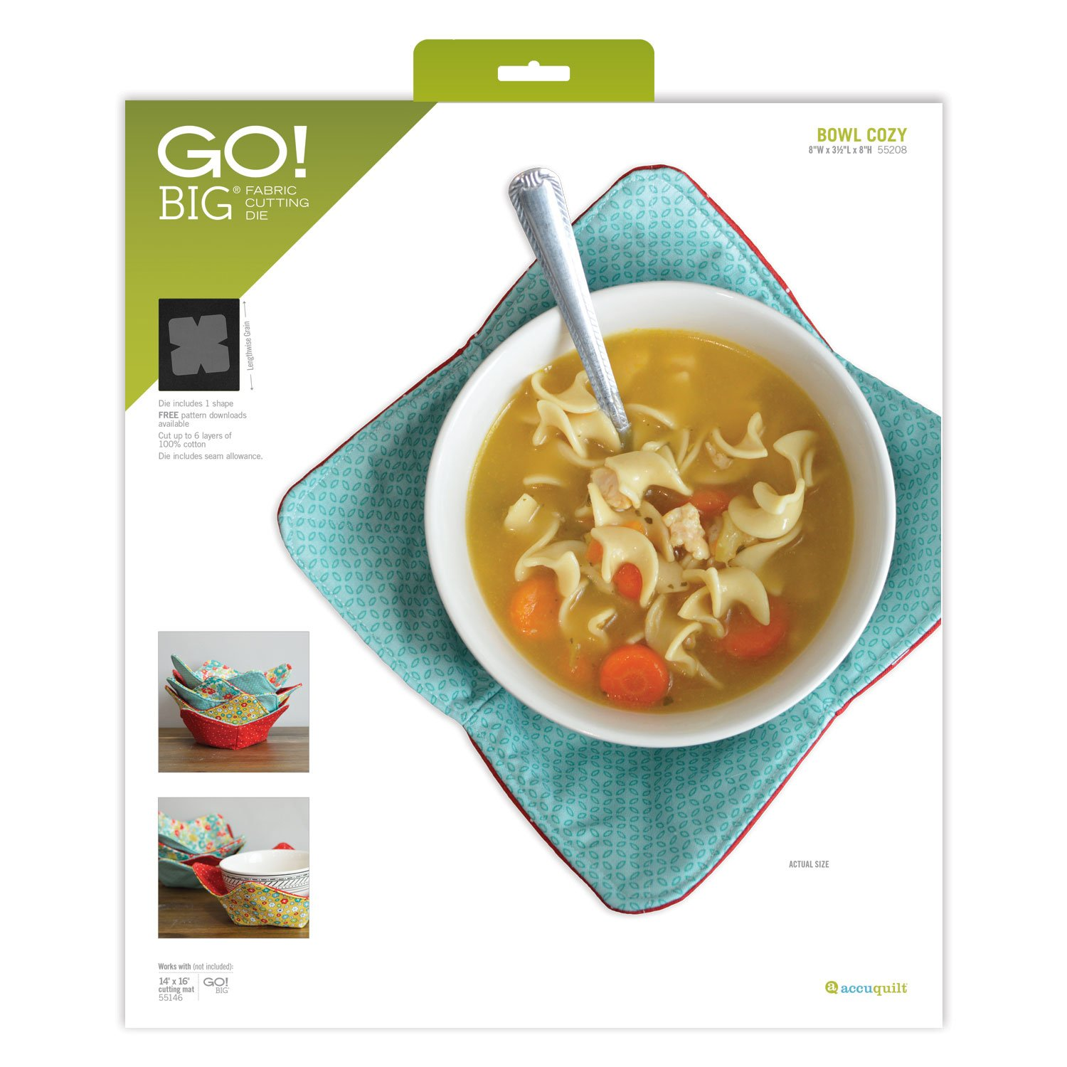 GO! Big Bowl Cozy