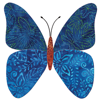 GO! Butterfly by Edyta Sitar